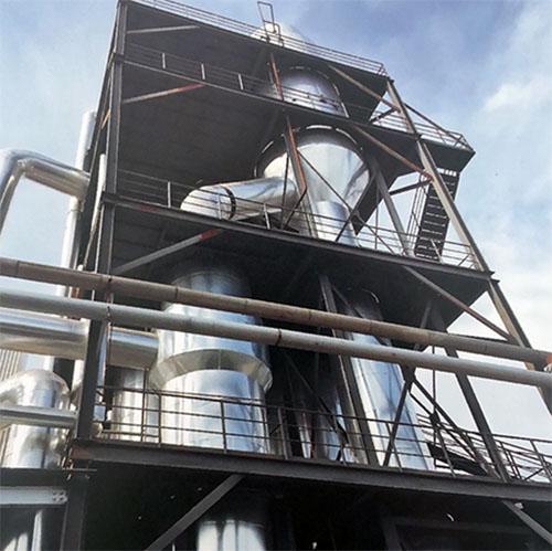 適用于氯化納、元明粉、鉀鹽等制鹽行業,高濃度無機鹽廢水處理行業