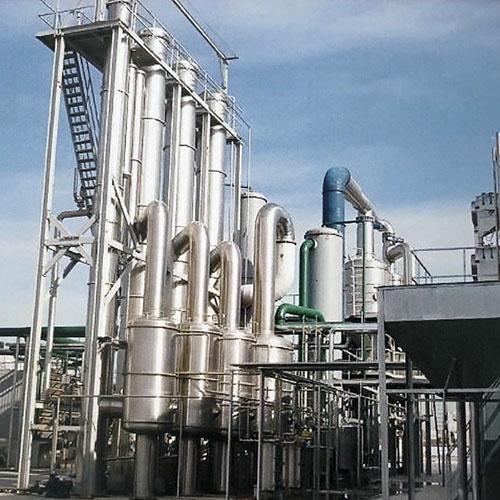 適用于蒸發量大、熱敏性、高粘度液體的蒸發