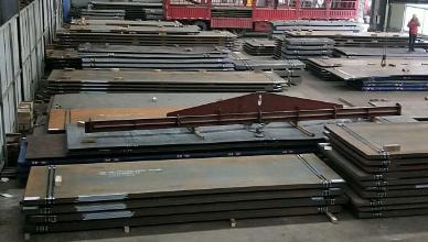 防弹钢 耐磨板 耐候钢