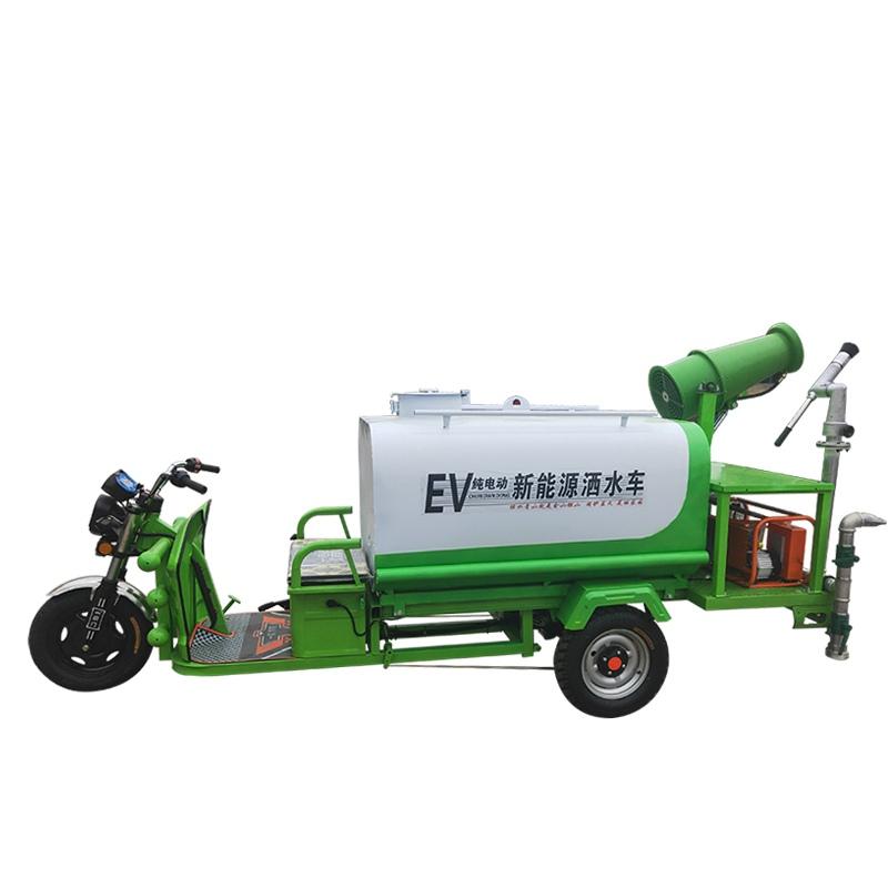 新能源灑水車