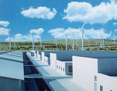 风电厂电采暖案例——暖先生环境科技