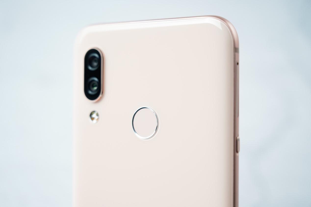 手机背面指纹