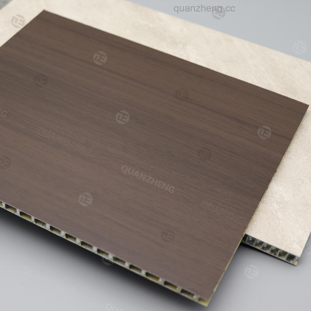 木纹系列铝蜂窝板墙面大板吊顶大板外墙大板胡桃木榉木15年不变色