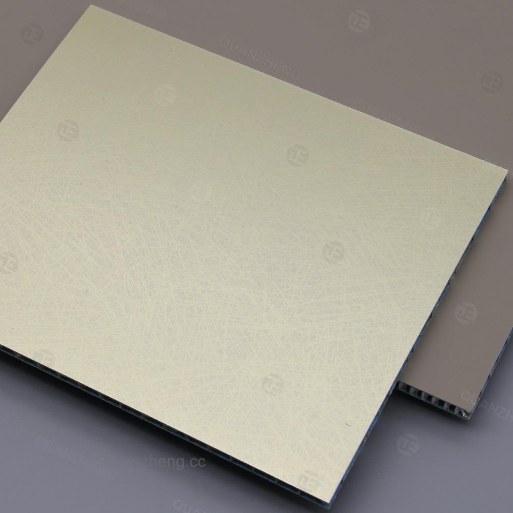 金属系列铝蜂窝板反光板抗刮涂好擦洗不变色写字楼KTV墙面大板