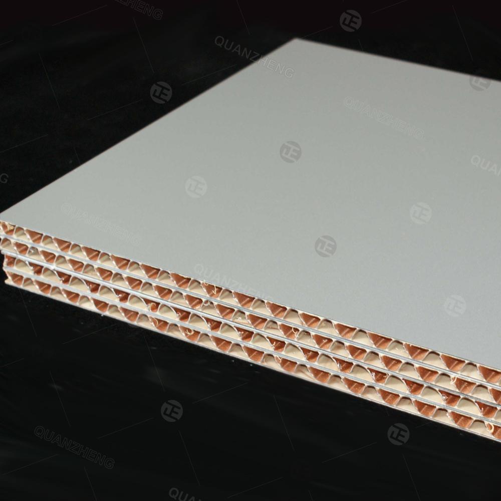 复合瓦楞板铝瓦楞铝蜂窝板