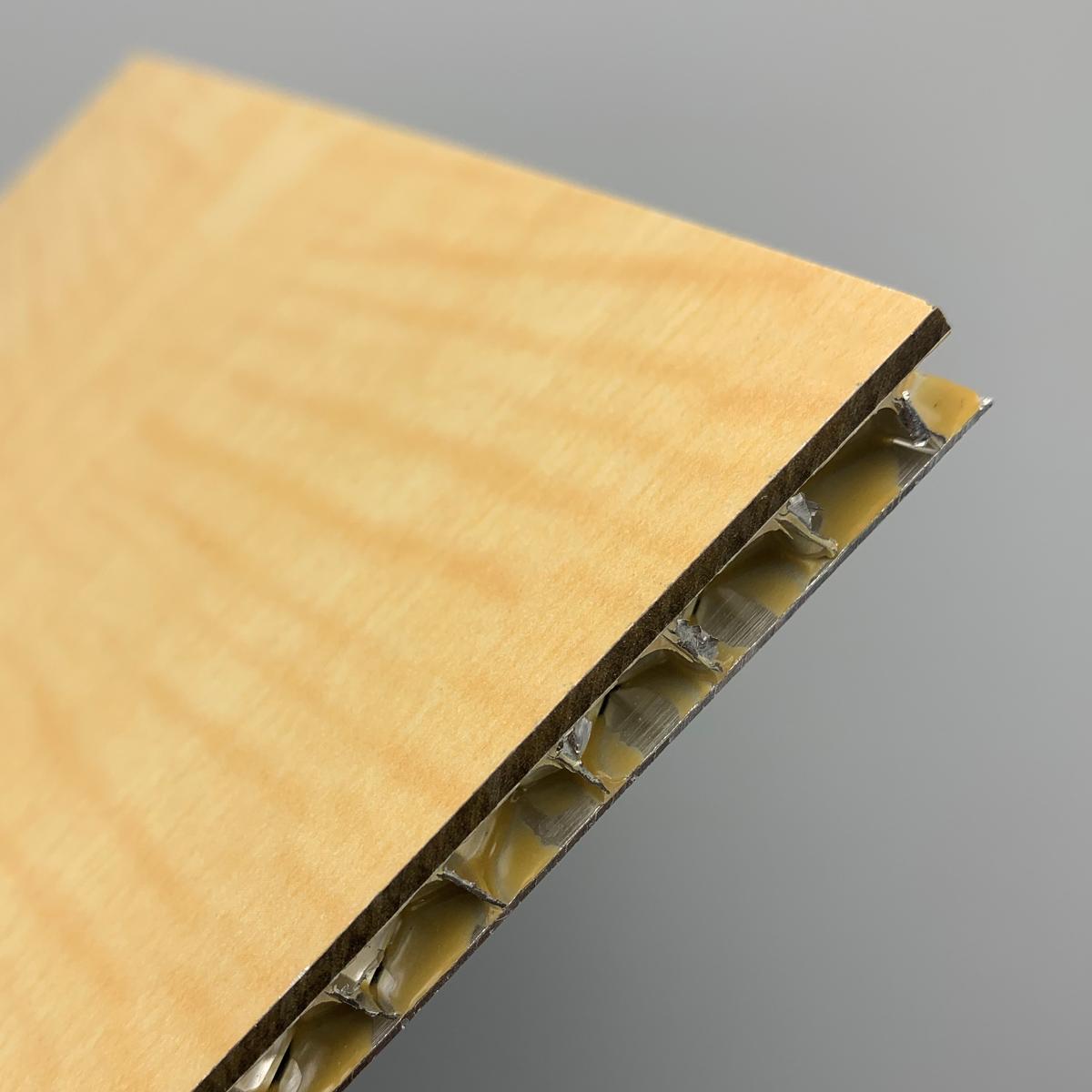 铝蜂窝板抗倍特板面板隔断门板专用抗菌板—单面抗倍特板