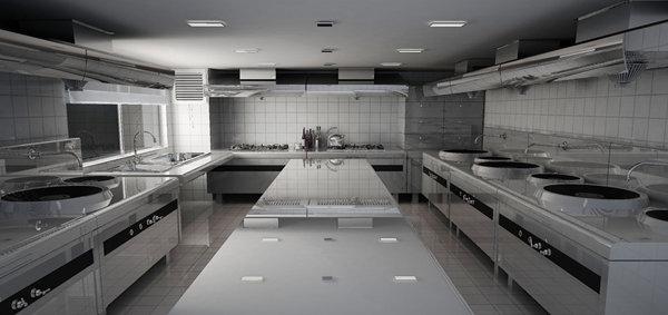 沈阳鑫鲁博商用厨具 装修 厨房 品牌