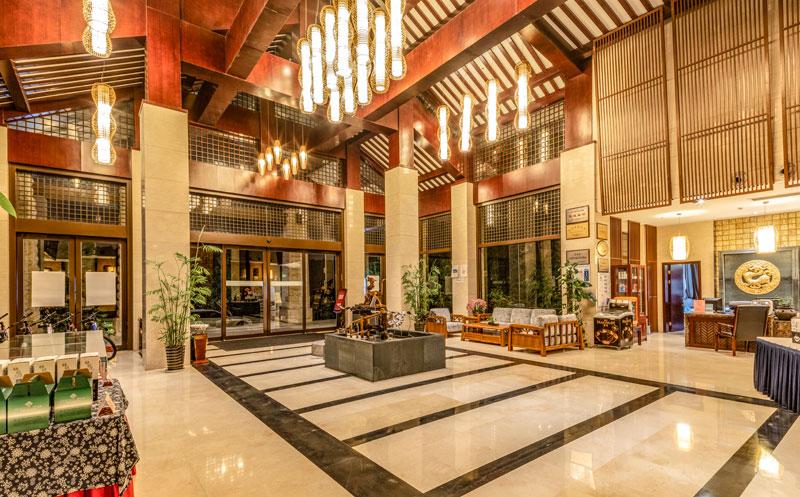 酒店大堂图片6