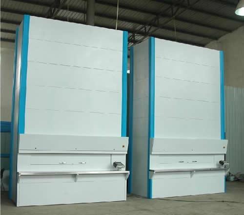苏州某知名装备制造企业选用乾德回转库并顺利使用