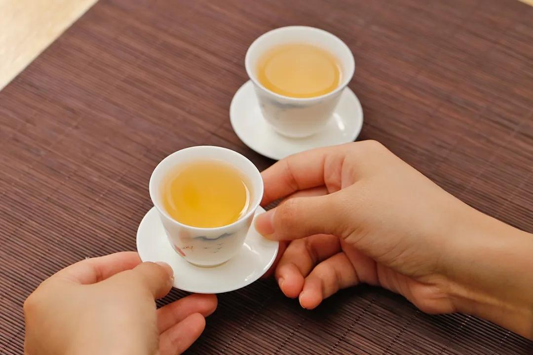 入秋的第一杯奶茶,不如喝一杯好茶!