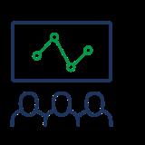 业务用户通过自定义应用程序培训更快地体验价值。为您的用户赋能并同时提高他们的采用率。提高您自己的 Qlik 投资的投资回报率。Qlik 专家针对您的应用程序和数据开发的所有材料。