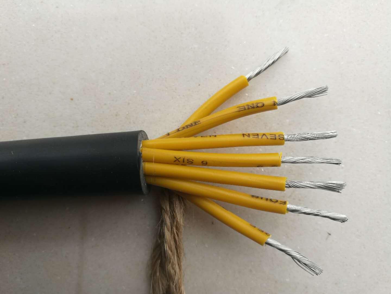 二氧焊机控制线KYR 7*1mm2