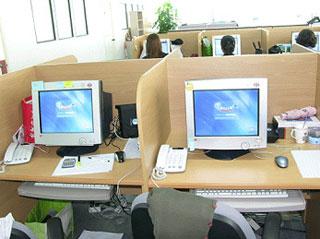 2006年使用L110云电脑,非常耐用!由于操作系统升级,陆陆续续升级到L300和RX300云电脑