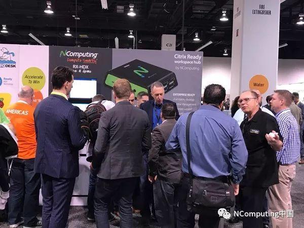 NComputing受邀参加Citrix-Summit-2018会议3