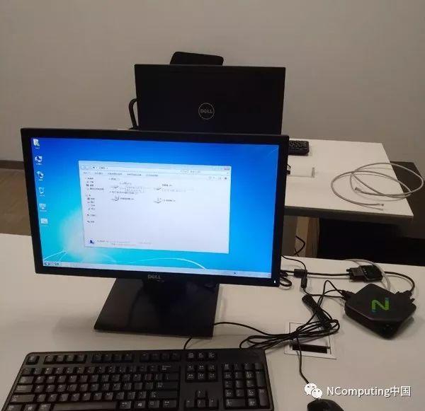 NComputing应用在天津奥迪使得IT投资回报立刻↑504