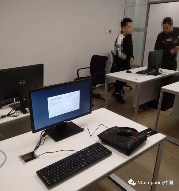 NComputing应用在天津奥迪使得IT投资回报立刻↑505