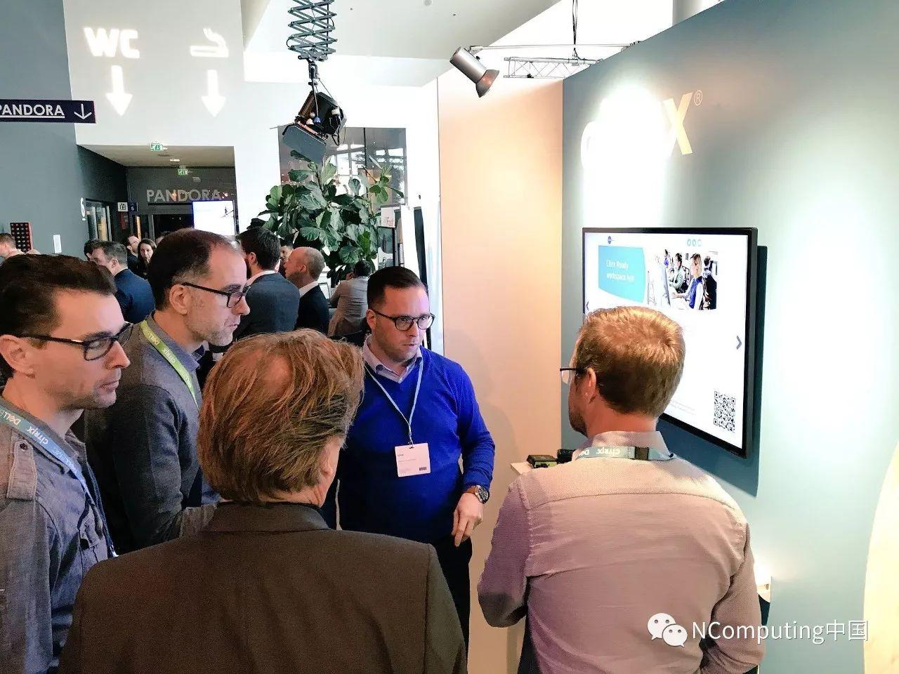 """""""RX-HDX为Citrix医疗行业带来最佳硬件平台""""Citrix厂家说2"""