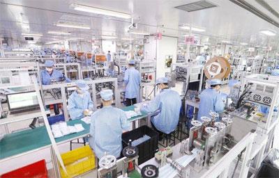 医疗制造企业