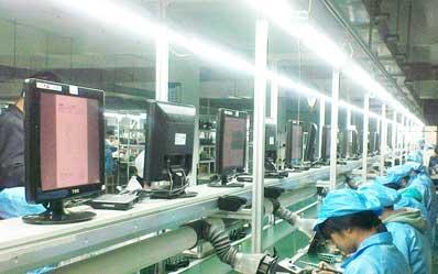 机电制造企业