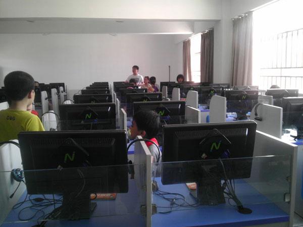 信息化教室云桌面方案-K12小学信息化教室