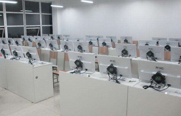 多媒体教室云桌面方案-大中专院校多媒体教室