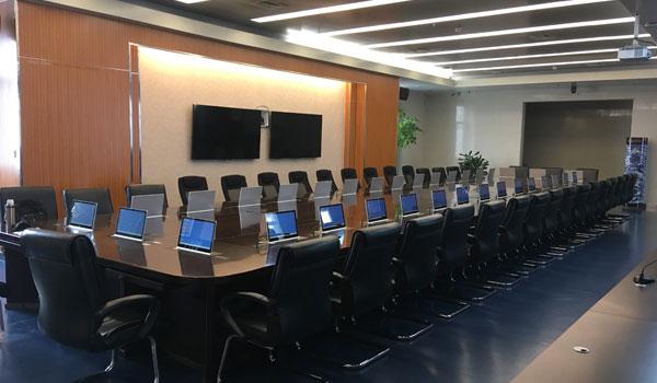 会议电脑云桌面方案-企事业单位会议室