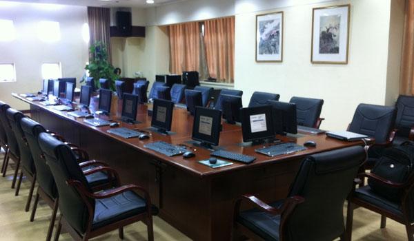 会议电脑云桌面方案-企事业单位招标室