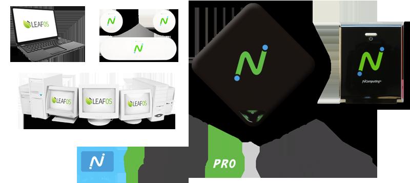 vSpace虚拟桌面支持的L300云终端,RX300瘦客户机,vSpace Pro Client软件客户端