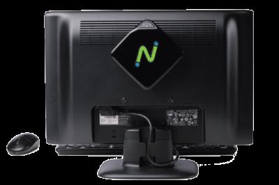 NComputing第2代瘦客户机L300(外挂显示器),L系列是云终端行业传奇