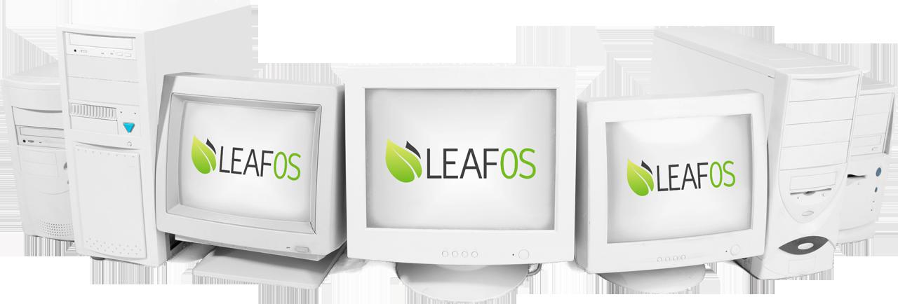 LEAF OS将传统PC升级成一台高性能的办公电脑