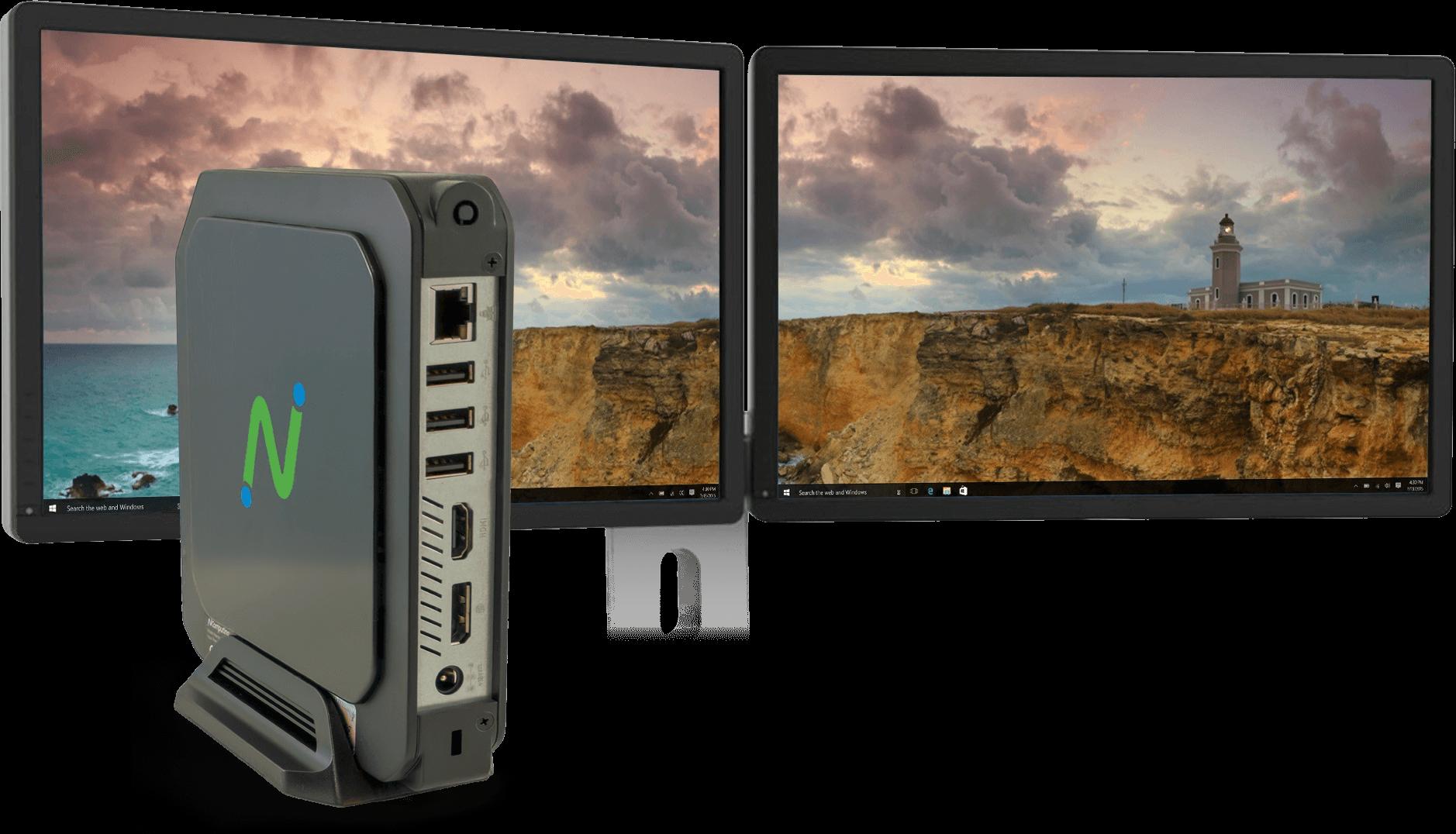 EX400支持4K 超高清,原生双显
