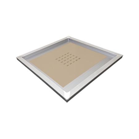 金属掩模:用于印刷,用于安装焊球