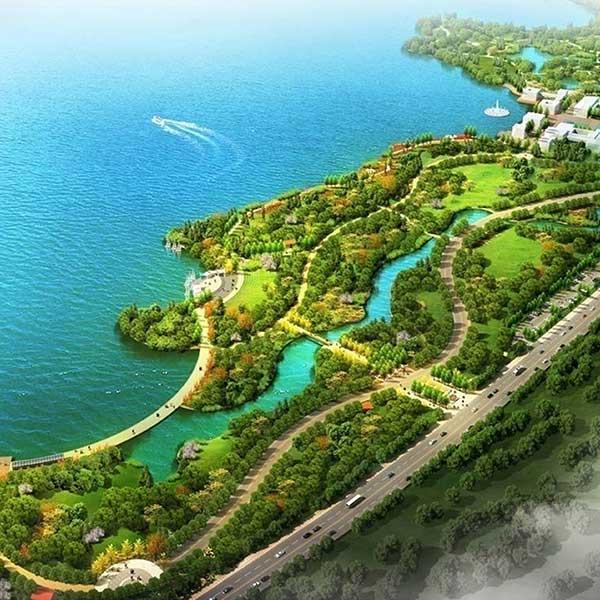 南昌瑶湖郊野公园