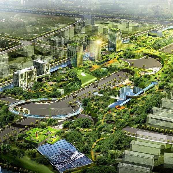 上海彭越浦2号地块
