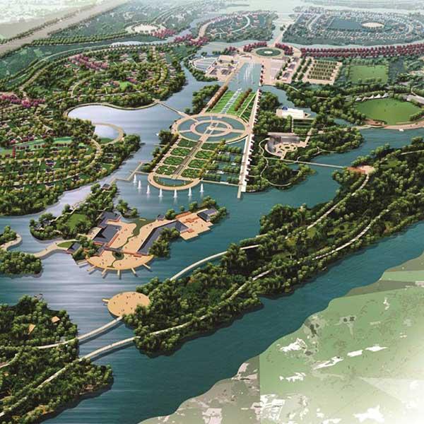 青浦国际大花园