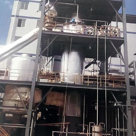 MVR豎管降膜式蒸發器