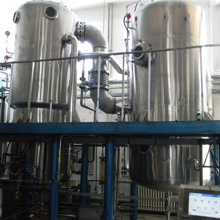 MVR升膜式蒸發器