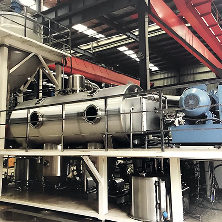 MVR水平管降膜蒸發器